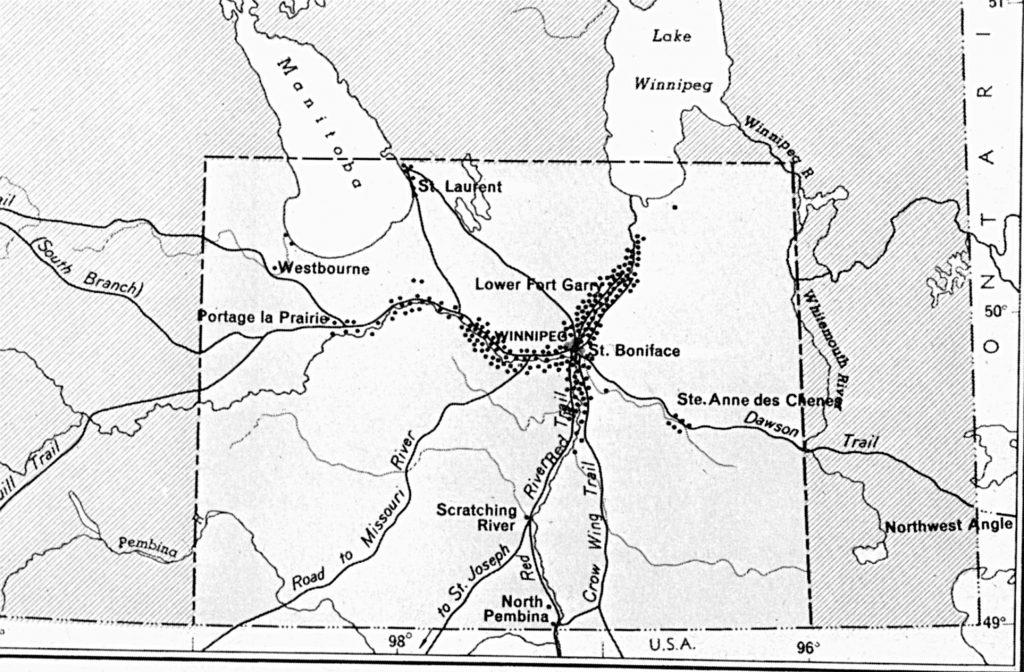 Year of Treaty 1 & 2: Saturday July 29, 1871